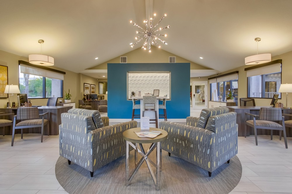 why you should renovate your leasing center
